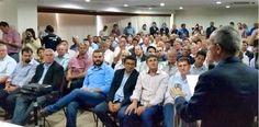 Na Geral  Alencar Garcia de Freitas: o chororô dos prefeitos com Hartung