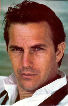 """Kevin Costner -Top 20...but..""""Dances with Wolves"""" is in my top 10 movies because of this man!"""