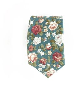 Are you interested in our green floral tie? With our vintage cotton tie you need look no further. Vintage Cotton, Floral Tie, Green, Accessories, Ties, Tie Dye Outfits, Neck Ties, Tie, Ornament
