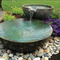 Zen Water Fountain Ideas For Garden Landscaping 4