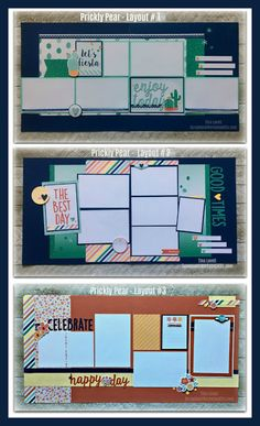 Scrapbooking Kits: Scrapbook Layout Cutting Guides- middle for zoo pics Scrapbook Layout Sketches, Scrapbook Templates, Scrapbook Designs, Scrapbook Paper Crafts, Scrapbooking Layouts, Scrapbook Cards, Owl Templates, Applique Templates, Applique Patterns
