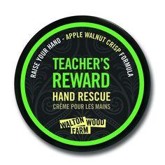 Teachers Reward Hand Rescue