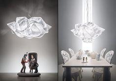 Fabula Large by Costantino Morosin for SLAMP » Retail Design Blog