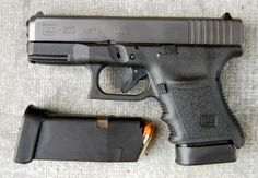Handgun Review: The Glock 30S for Concealed Carry.