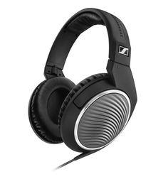 Sennheiser HD400 Series. The headphone giant presents its latest hi-fi-specific designs.