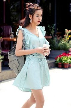 Asian fashion and style clothes in 2012: 06-Apr-2012