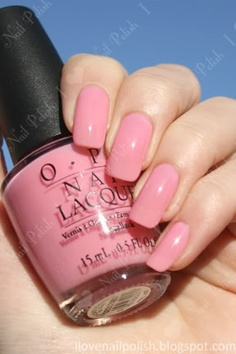 Originally from the Princess Charming Collection, Got a Date To-Knight is a sheer barbie pink polish that can be built up to a jelly-like q. Nail Polish Style, Pink Polish, Opi Nail Polish, Nails News, Posh Nails, Opi Nail Colors, Nail Techniques, Nail Time, Nail Polish Collection