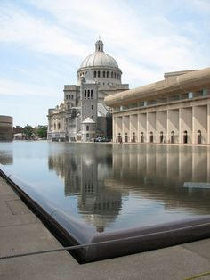 Church of Christ, Scientist Originally designed by Charles Brigham, but substantially modified by S.S. Beman
