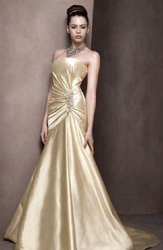 wedding dresses retail Gold Bridesmaid Dresses 93e6f4f38419