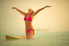 ¡Llega pronto, verano! #bikini nahia