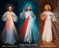 Jesus, I Trust In You (Divine Mercy)