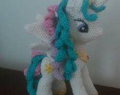 Amigurumi My Little Pony Patron : Tinkerbell Amigurumi Crochet Doll (Ready to Ship ...