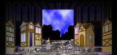 Scenic and Lighting Design - Musicals/Opera Archive