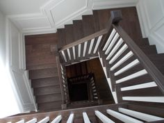 Oak Stairs Oak Stairs, Can Design, House, Basement, Home Decor, Homemade Home Decor, Root Cellar, Home, Haus
