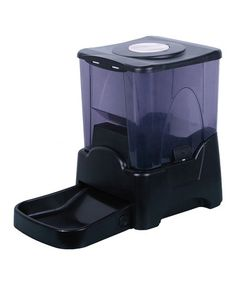 Another great find on #zulily! Large Capacity Automatic Pet Feeder #zulilyfinds