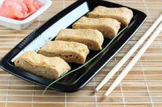 Шедевры кулинарии: Японские закрученные омлеты тамаго-яки