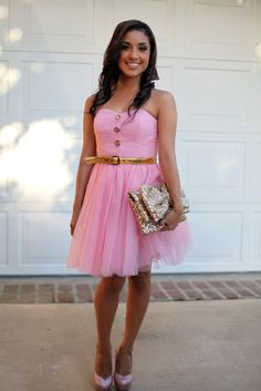 Betsey johnson inspired, such a gorgeous dress. <3