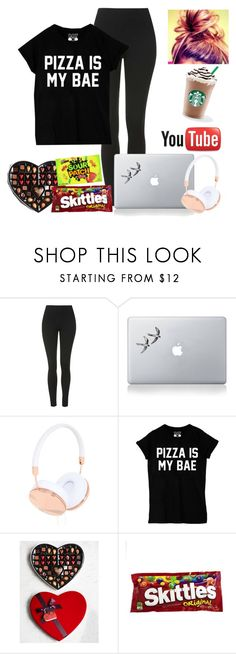 """""""Happy Valentines Day!!"""" by twaayy ❤ liked on Polyvore featuring Topshop, Vinyl Revolution and Frends"""