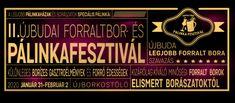 Forraltbor- és Pálinkafesztivál 2020 Újbuda  #magyarország #fesztivál #vásár #ünnep #kultúra #gasztronómia Broadway Shows