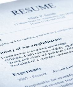 5 Resume Mistakes You're Totally Not Making (But Your Friends Are) via Collegeinfogeek.com