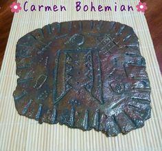 #CarmenBohemian #moda #hogar #hippie #design #fashion #boho #macramé #jewelry #Spain #gypsy Detalles para el hogar  www.instagram.com/carmen_bohemian/
