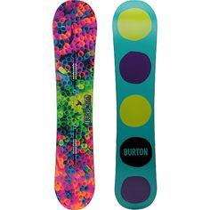 BURTON Women's Social Snowboard - 2013/2014