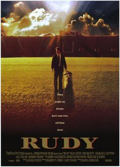 100 Greatest Films AFI posters | RUDY MOVIE POSTER, Top 100 Film Poster