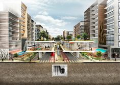 Winning Project for an Elevated Park in Chapultepec, Mexico