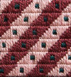 Stitch 46 - Buttoned Down Stripes