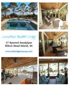 Contact us about vacationing in this amazing property! 843.842.4664 https://www.islandgetaway.com/vacation-rental-details/17-spotted-sandpiper/
