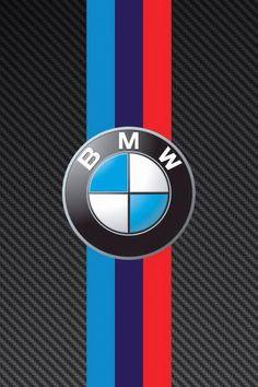 Bmw Logo In Black Background Iphone Wallpaper Download 1 Bmw