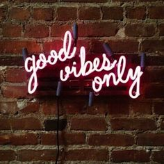 #goodvibesonly