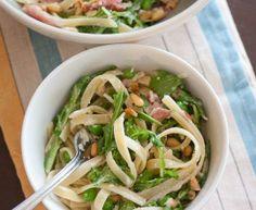 Seasonal #Recipe: Springtime Pasta