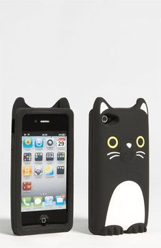 BP. iPhone 4 & 4S Kitten Case available at #Nordstrom