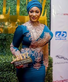Wife of Ghana's Vice President Samira Bawumia Wants to be judged by her work & Not her Fashion choice African Wedding Attire, African Attire, African Wear, African Women, African Dress, Modern Hijab Fashion, Fashion Wear, African Fashion Dresses, African Fabric