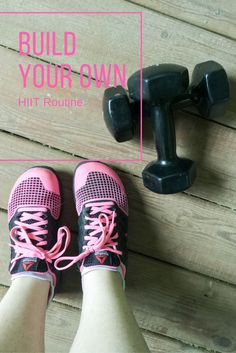 build your own hiit routine workout