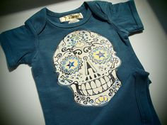 Dark Teal Toddler Clothes Sk... from BonesNelson on Wanelo