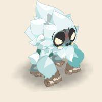 abominable yeti de las nieves  nv.120 a 160  vida.3000 a 4800