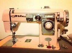Atlas Sewing Machine