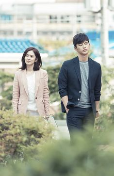 """""""I Remember You"""": Jang Nara & Seo In Guk Are A Stylin' Crime Fighting Duo   Couch Kimchi"""