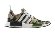 Here Are All the Items From the Latest BAPE x adidas Originals Collection