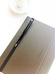 Pen Holder Journal Pen Holder Planner Band Stylus by WrapSodic