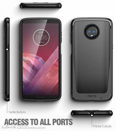 Motorola Moto Z3 Play zeigt sich auf offiziellen Bildern
