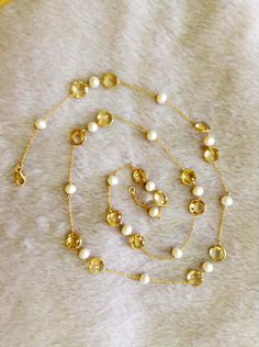 925 Silver, Pearl Necklace, Jewellery, Pearls, String Of Pearls, Jewels, Schmuck, Beads, Pearl Necklaces