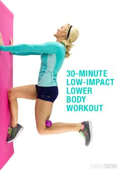 Get your lower body in tip top shape! Wellness Fitness, Fitness Nutrition, Fitness Tips, Fitness Motivation, Best Fitness Programs, Workout Programs, Skinny Mom, Low Impact Workout, Yoga