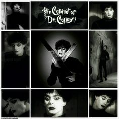 Casare from The Cabinet of Dr. Caligari 2005