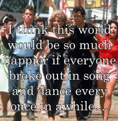 The world would be so much better�