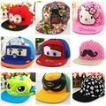 Multi Styles Kids Hello Kitty Snapback Children Baseball Cap Casquette Hot Hip Hop Gorras Planas for Boys Girls 2015 fitted hats