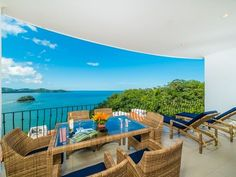 Pelican Watcher's Balcony, 2 Pools, Flamingo! Flamingo Beach, Marble Floor, Pent House, Outdoor Furniture, Outdoor Decor, Wonderful Places, Ideal Home, Sun Lounger, Good Times