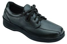 #Orthofeet Lake Charles Women's Oxford shoes offer anatomical arch support, non-binding relaxed fit, and maximum protection against pressure points. The Gel orth...